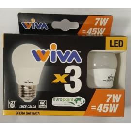 Kit 3 lampade LED basic