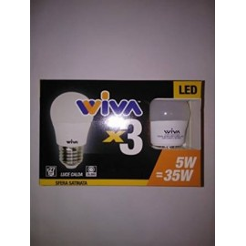 Kit 3 lampade LED basic