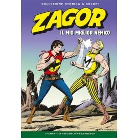 """ZAGOR COLLEZIONE STORICA A COLORI """"IL MIO MIGLIOR NEMICO"""" EP. 88"""