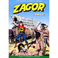 """ZAGOR COLLEZIONE STORICA A COLORI """"I RINNEGATI"""" EP. 95"""
