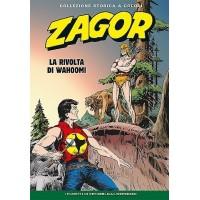 """ZAGOR COLLEZIONE STORICA A COLORI """"LA RIVOLTA DI WAHOOMI"""" EP. 113"""