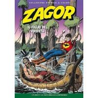 """ZAGOR COLLEZIONE STORICA A COLORI """"IL FIGLIO DEL PROFETA"""" EP. 114"""