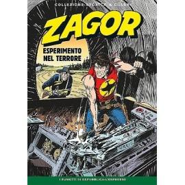"""ZAGOR COLLEZIONE STORICA A COLORI """"ESPERIMENTO NEL TERRORE"""" EP. 171"""