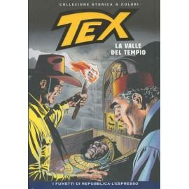 TEX COLLEZIONE STORICA A COLORI LA VALLE DEL TEMPIO EP.95