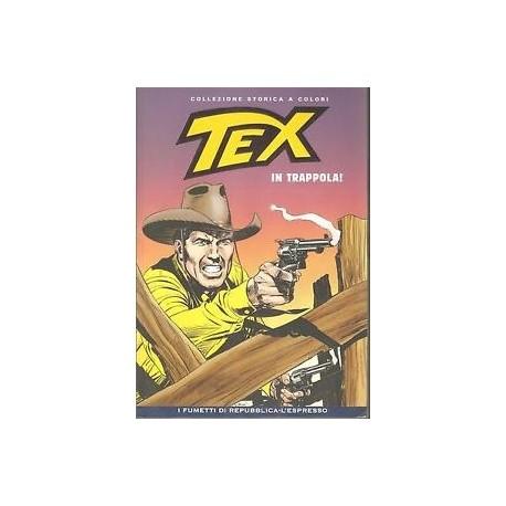 TEX COLLEZIONE STORICA A COLORI IN TRAPPOLA! EP.115