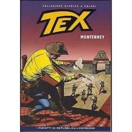 TEX COLLEZIONE STORICA A COLORI MONTERREY EP.125