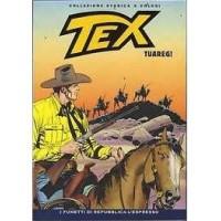 TEX COLLEZIONE STORICA A COLORI TUAREG! EP.76