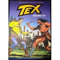 TEX COLLEZIONE STORICA A COLORI VIRGINIA CITY EP.92