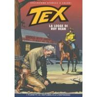 TEX COLLEZIONE STORICA A COLORI LA LEGGE DI ROY BEAN EP.53
