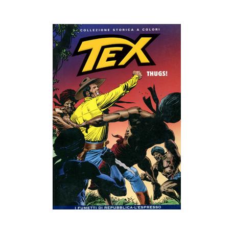TEX COLLEZIONE STORICA A COLORI THUGS! EP.127