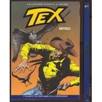 TEX COLLEZIONE STORICA A COLORI ARTIGLI EP.132
