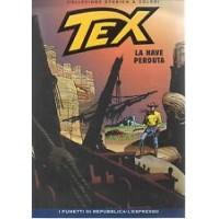 TEX COLLEZIONE STORICA A COLORI LA NAVE PERDUTA EP.133