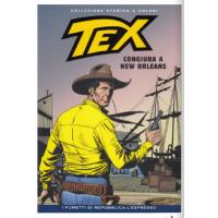TEX COLLEZIONE STORICA A COLORI CONGIURA A NEW ORLEANS EP.135