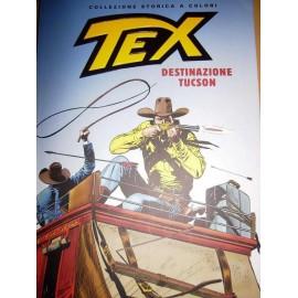 TEX COLLEZIONE STORICA A COLORI DESTINAZIONE TUCSON EP.137