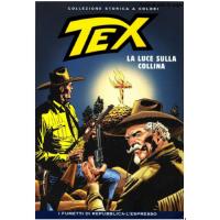 TEX COLLEZIONE STORICA A COLORI LA LUCE SULLA COLLINA EP.141