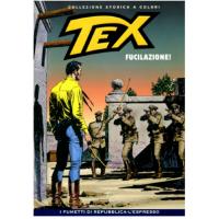 TEX COLLEZIONE STORICA A COLORI FUCILAZIONE! EP.147