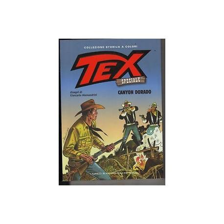 TEX SPECIALE - COLLEZIONE STORICA A COLORI CANYON DORADO EP.20