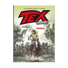 TEX SPECIALE - COLLEZIONE STORICA A COLORI SEMINOLES EP.22
