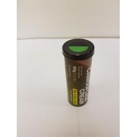 CAMOUFLAGE CREAM 2 COLORI STICK BCB DA 60 GR. - COLORE VERDE OD/NERO - IRR (RIFLETTENTE AGLI INFRAROSSI) - PROTEZIONE SO