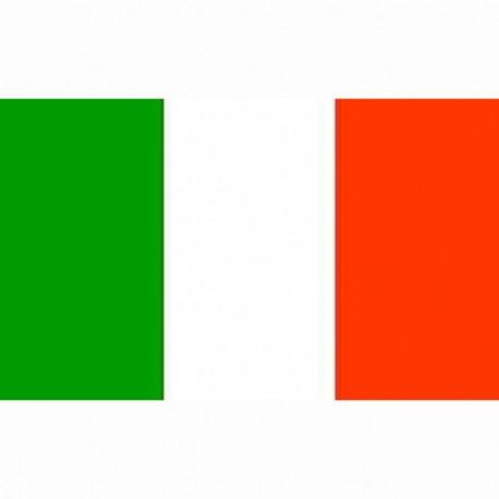 BANDIERA ITALIA - DIM. 1 x 1,5 mt - 100% POLIESTERE