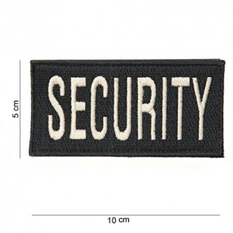 TOPPA PATCH SECURITY TERMOADESIVA (BLU) - DIM. 10,0 x 5,0 cm