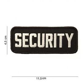 TOPPA PATCH SECURITY TERMOADESIVA - DIM. 11,5 x 4,5 cm