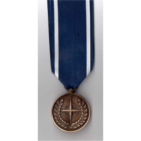 MEDAGLIA NATO MISSIONE BOSNIA
